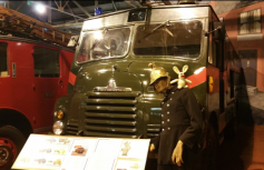 """After the buses came the fire engines. Bananas Bunny was encouraged to, """"Ride a fireman!"""" by his now fairly inebriated friends. He had no idea whether this was intended to be rude or not, but he did it anyway."""