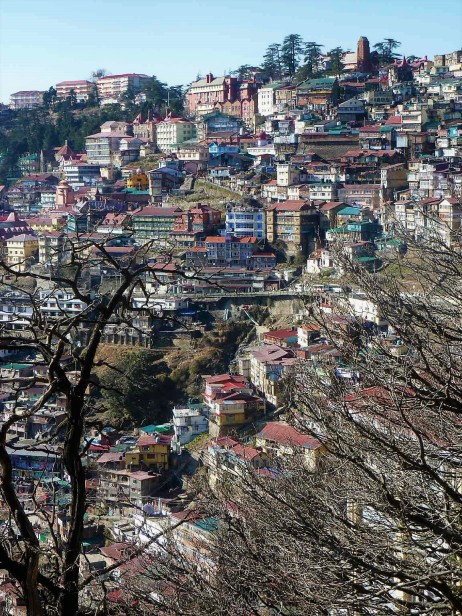 Shimla.