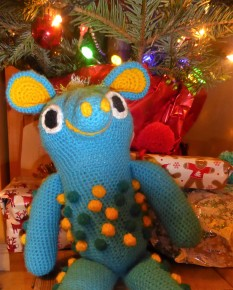 Horatio Bobbles wishes you a warm and comfy place to rest.
